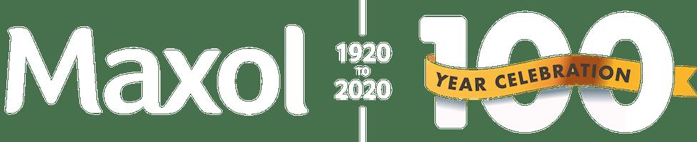 Maxol 100 Year Celebration Logo