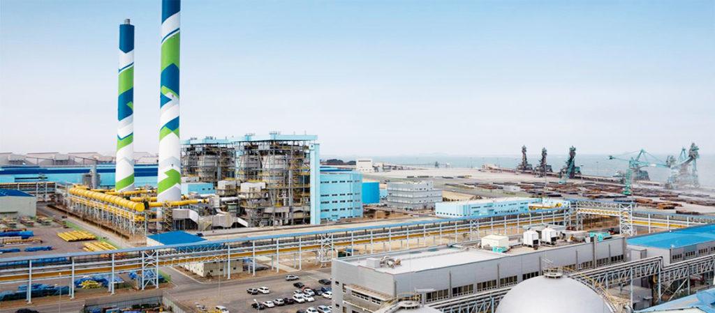 Hyundai Steel Waste Energy Cogeneration