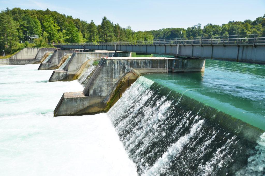 Uluabat Hydroelectric Power Plant